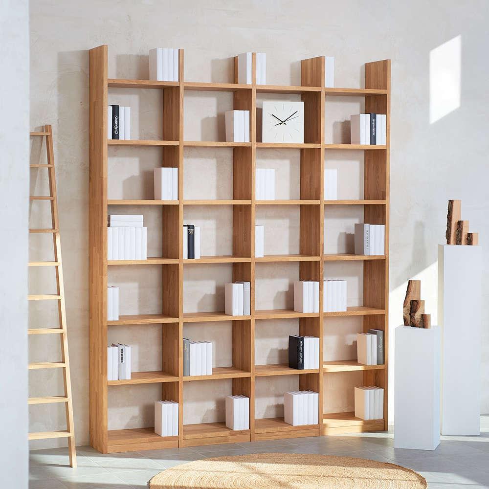 Kategorie Bücherregale