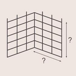 Basis-Konfigurator-Eckregale